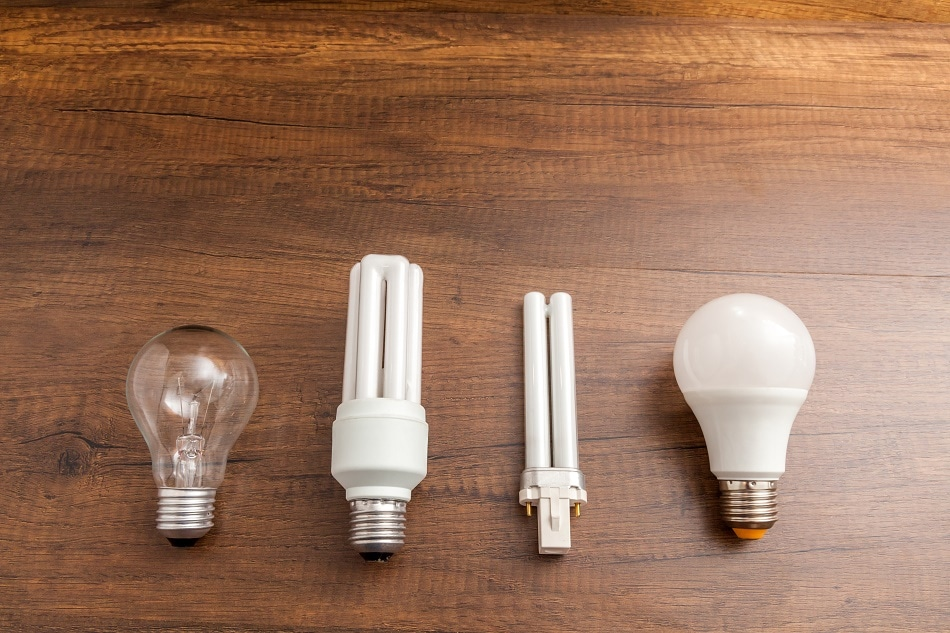 Comparing Energy-Efficient Light Bulbs: LED, CFL and Halogens