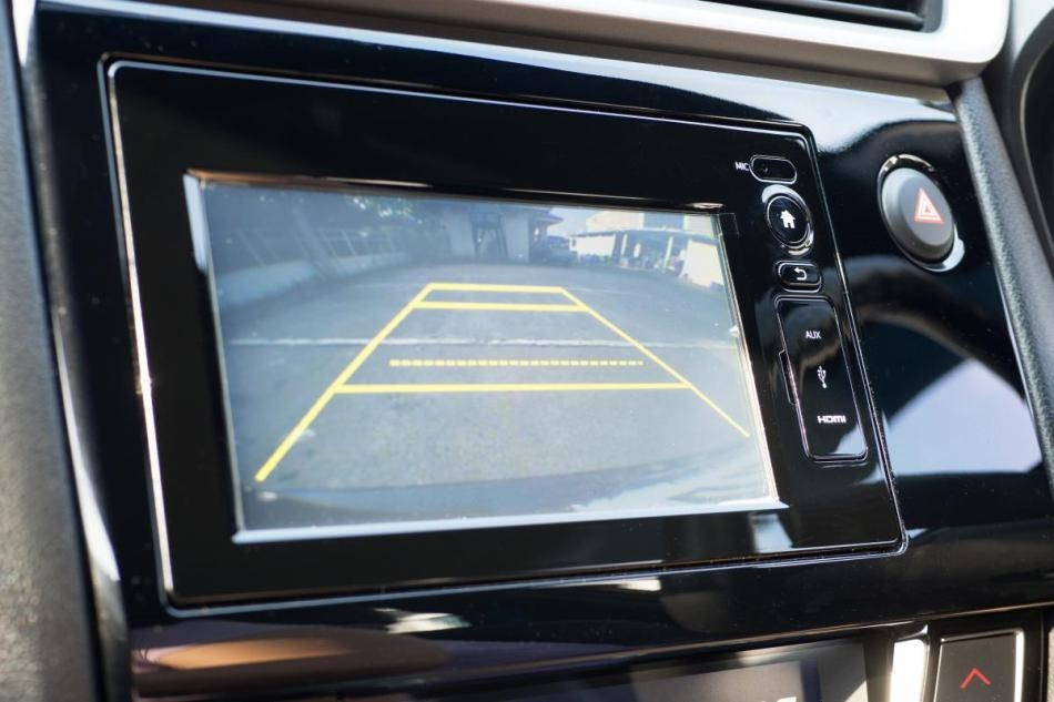 Rear-view backup camera, just one type of CMS being introduced into vehicles.