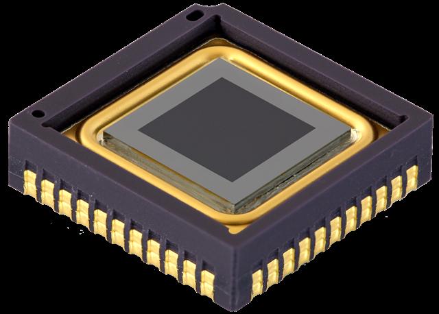 Energy efficient high precision thermal imaging sensor