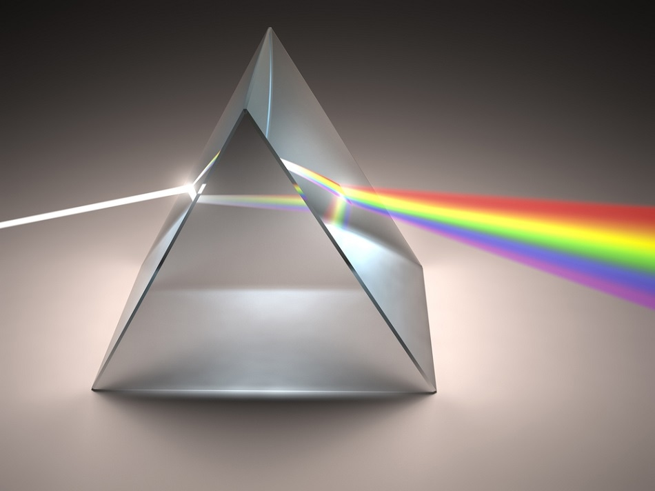 light refraction article