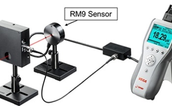 Using the RM9 Radiometer System to Measure Very Low Power IR Lasers