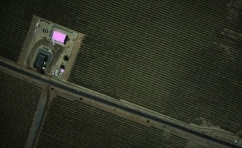 Case Study: Using Drones Equipped with Industrial Cameras to Monitor Crop Health