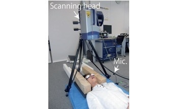Vibration Imaging on Facial Surfaces During Phonation