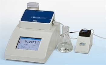 Digital Density Meter with Extremely Small Sample Volume