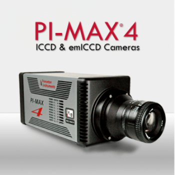 PI-MAX4 ICCD Camera from Princeton Instruments