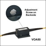 Thorlabs VOA50 Series Variable Optical Attenuators