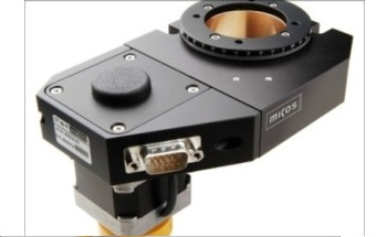 Compact Optics Rotation Stage PI miCos DT-80 R