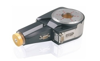High Vacuum Precision Rotation Stage - PRS-110 from PI miCos