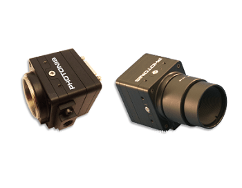 NOCTURN Extreme Low-Light Digital CMOS Camera by PHOTONIS