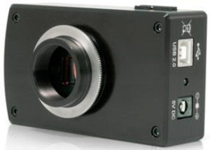 Research-Grade Megapixel Camera with USB 2.0 Connection – Lw135R