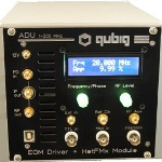 Advanced Driver Unit for Resonant EOMs from Qubig