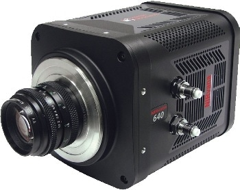InGaAs Camera for Spectroscopy and SWIR Imaging - NIRvana®