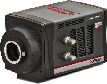 SOPHIA – CCD Camera with Ultra Low Noise