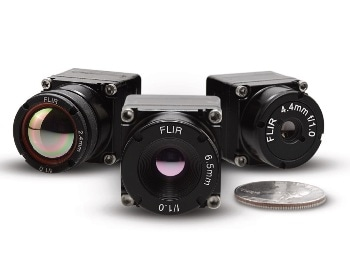 FLIR Compact LWIR Thermal Camera Core: Boson®