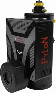 PyLoN CCD Cameras for Spectroscopy from Princeton Instruments