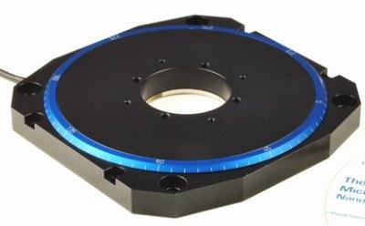 Ultra Low Profile Ultrasonic Motor M 660 Rotation Stage