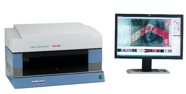 Docucenter Nirvis Document Examination System From