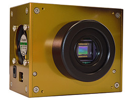 FS14 TE-cooled CCD Camera for OEM Applications from Artemis CCD