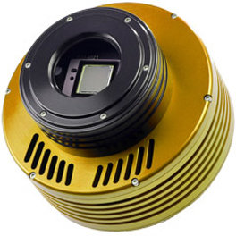 LF40+ TE-cooled CCD Camera Featuring the KAI-04022 Kodak Sensor from Artemis CCD