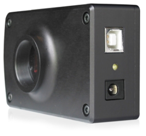 Multi-Megapixel, High-Resolution Industrial Camera – Lu375
