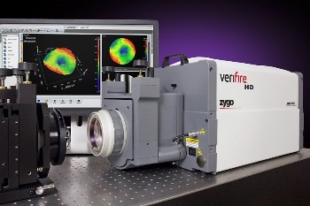 Providing Fast High Resolution Measurement of Flat Spherical Surfaces with the High Definition Verifire HD
