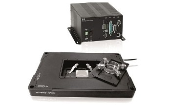 PI Nano 2nd Generation Microscope Stage for Super-Resolution Microscopy
