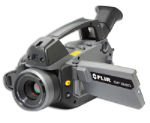 IR Camera for High-Temperature Measurement Using the IR GF309 Thermal Imaging Technology by FLIR