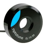 Electrically and Manually Tunable Lenses from Optotune - Available from Pacer International
