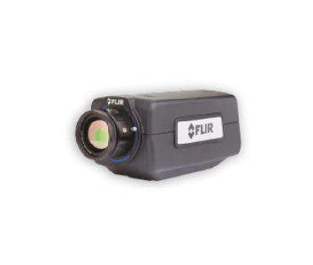 FLIR A6604 for Continuous Gas Leak Detection in Remote or Difficult Areas