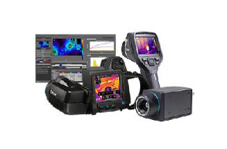 FLIR IR Camera Bench Top Test Kits Help Save Time and Resources