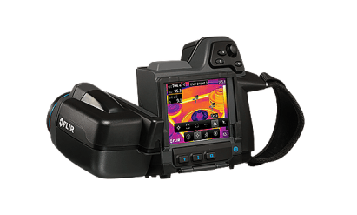 Portable and Ergonomic Infrared Camera – FLIR T400-Series