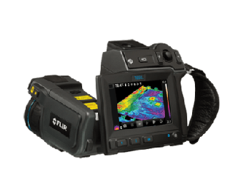 FLIR T600-Series Infrared Camera for Reliable Measurement Accuracy