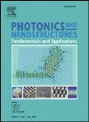 Photonics and Nanostructures - Fundamentals and Applications: Elsevier Journal