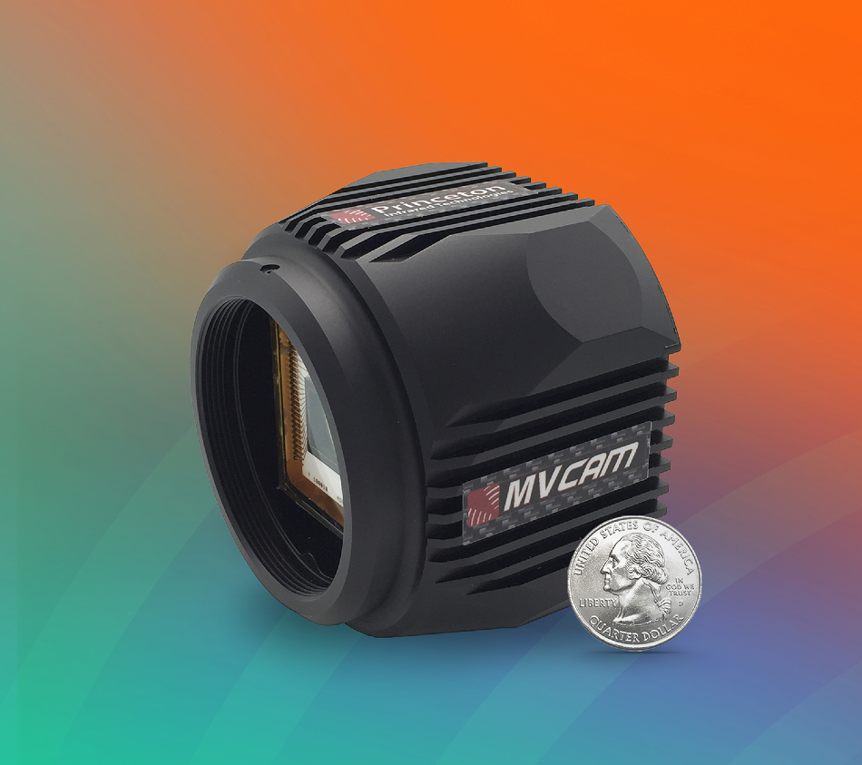 Princeton Infrared Technologies Introduces Megapixel SWIR MVCam