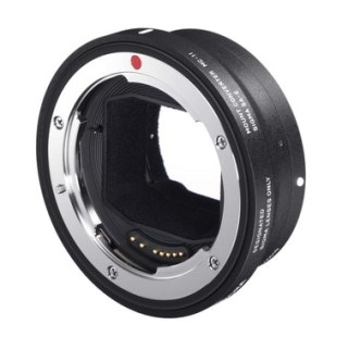 New High-Performance Sigma Global Vision Lens Converter Now Available for Sony E-Mount Cameras