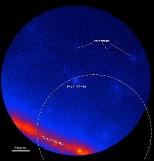 NASA's Fermi Gamma-Ray Space Telescope Helps Astronomers Connect Blazar Blast to Cosmic Neutrino