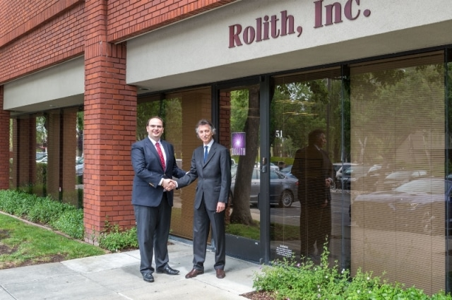 Metamaterial Technologies Acquires RML Lithographic Technology and NanoWeb Products from Rolith
