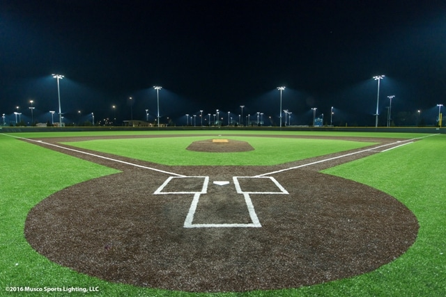 Musco's LED Lighting System Enhances Playability at Seminole County Sports Complex
