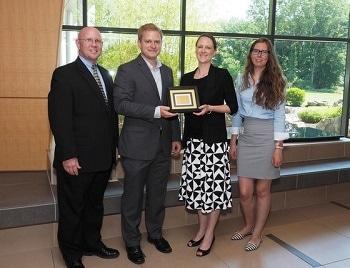 Olympus Receives Gold Supplier Award