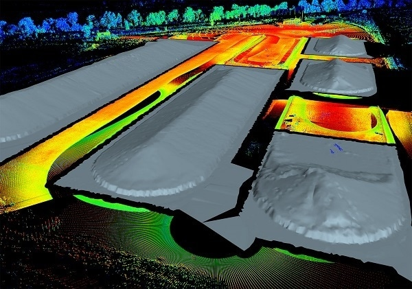 New Laser Scan Coordinate System Tools Released in Maptek I-Site