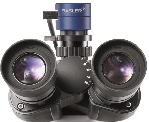 New Basler PowerPack with Microscopy pulse 3.3 MP Available Now