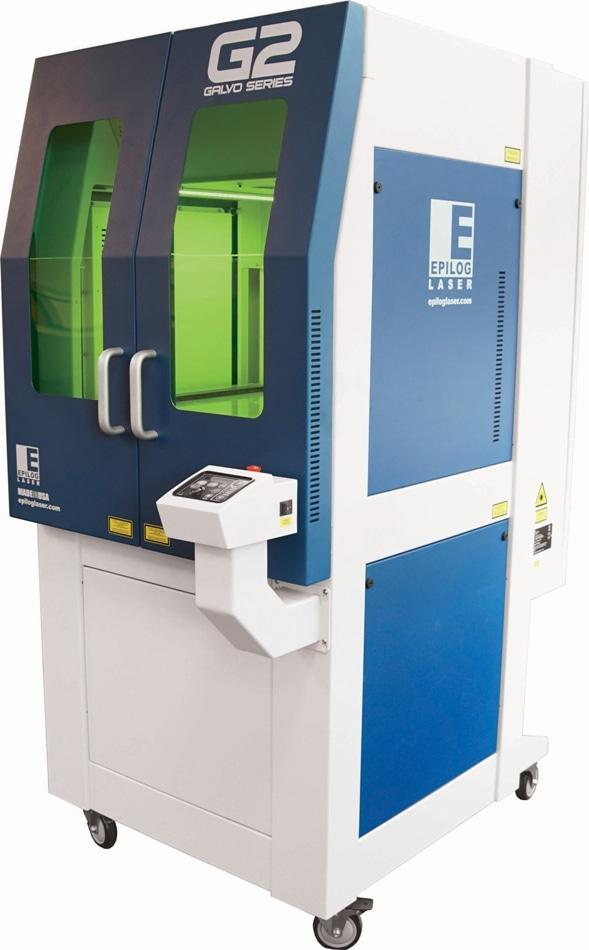 Epilog Laser Unveils New Air-Cooled, Pulsed Fiber Laser System at IMTS