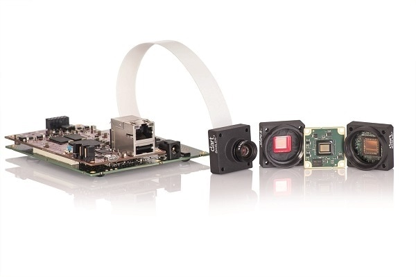 Basler Presenting Camera Modules for Embedded Vision at Embedded World 2017