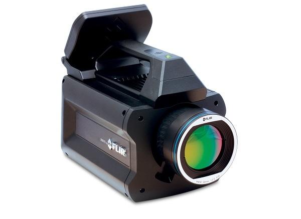 Advanced High-Speed LWIR Camera