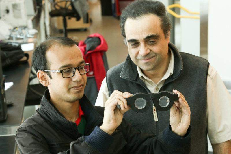 University of Utah Team Develops Adjustable Smart Glasses