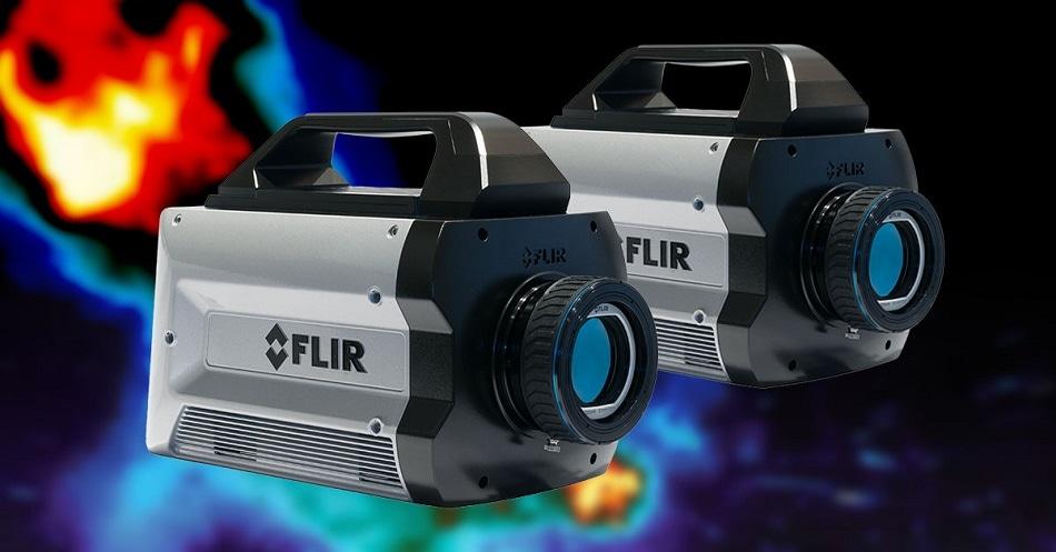 High Speed, High Sensitivity Thermal Cameras