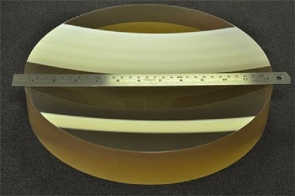 High Precision Mirrors for Schlieren Imaging