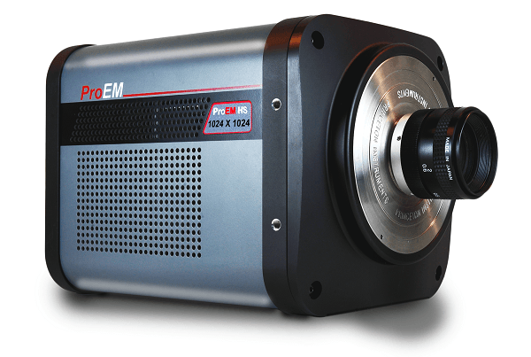 Princeton Instruments Introduces the Fastest and Highest Resolution 1M Pixel Electron-Multiplying CCD Camera for High-resolution Imaging and Spectroscopy