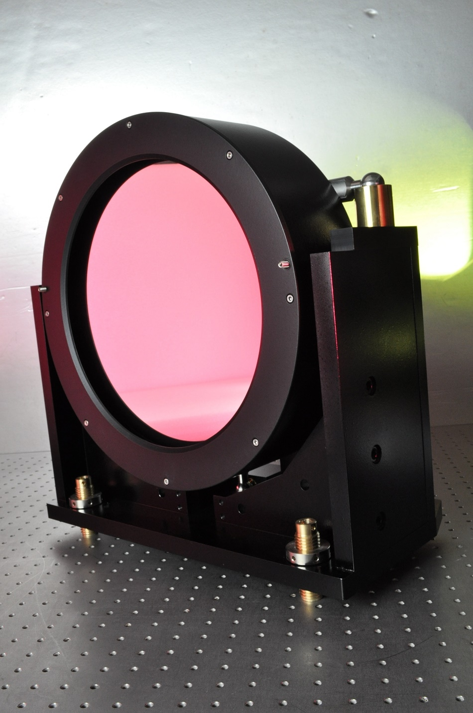 Optical Surfaces Delivers Key Components for Spaceborne Optical Systems