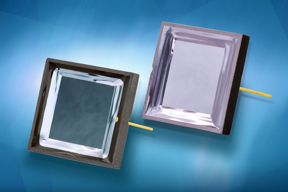 Opto Diode Introduces 13.5 nm Directly-Deposited  Thin-Film Filter Photodetectors